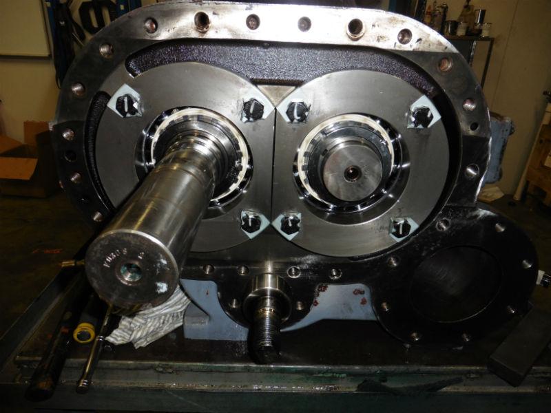 Mycom Screw Compressor Overhaul | REFPRO Brisbane